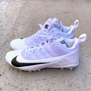 NEW Men's lacrosse NIKE 12.5 sports college cleats